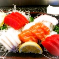 Photo taken at Joe's Sushi by Chris H. on 5/16/2014