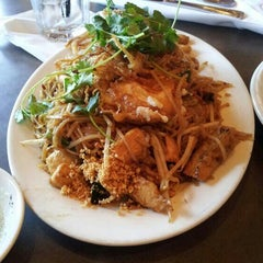Photo taken at Vietopia Vietnamese Cuisine by lisa l. on 2/23/2013