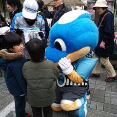 Photo taken at てくのかわさき by イベリ コ. on 2/17/2013
