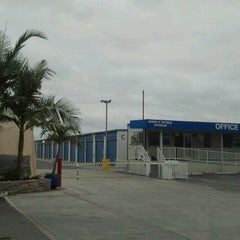 Photo taken at Cherry & Carson RV Storage by Rafael U. on 10/18/2012