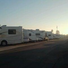 Photo taken at Cherry & Carson RV Storage by Rafael U. on 10/17/2012