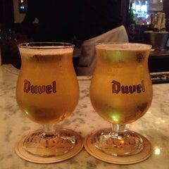 Photo taken at Brabant Belgian Brasserie by Daphne on 8/17/2013