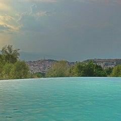 Photo taken at Swimming Pool by Borislava G. on 8/24/2013