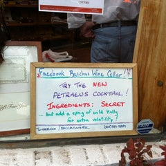 Photo taken at Bacchus Wine Cellar by Kofy on 11/15/2012