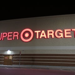 Photo taken at Super Target by S E. on 10/10/2012