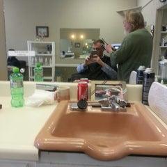Photo taken at Hair Source by Dan N. on 3/22/2013