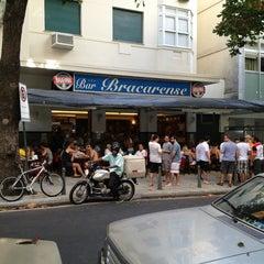 Photo taken at Bar Bracarense by EduCarioca on 12/26/2012