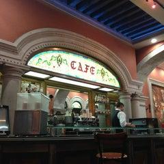 Photo taken at Café Europa by Yadira V. on 6/29/2013