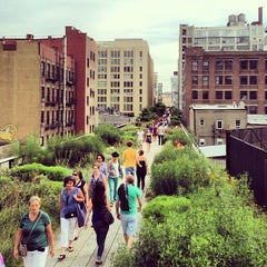 Photo taken at High Line by Gregory D. on 7/27/2013