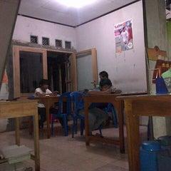 Photo taken at Rumah Makan Ibu Haji Ciganea by fahri a. on 11/3/2012