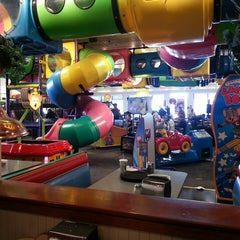 Photo taken at Chuck E. Cheese's by Jason M. on 2/17/2013