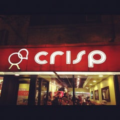 Photo taken at Crisp by Derrick C. on 9/23/2012