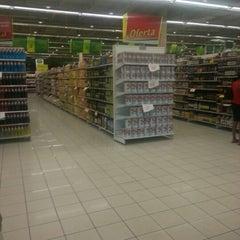 Photo taken at Supermercado nacional by Amaury R. on 10/2/2012