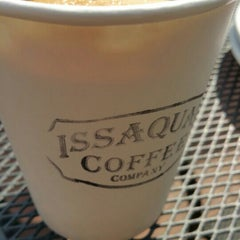 Photo taken at Issaquah Coffee Company by Tom W. on 5/29/2015