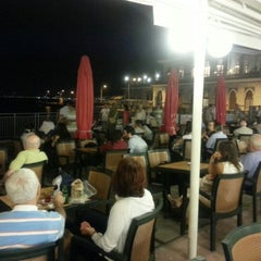 Photo taken at Büyükada Belediye Gazinosu by Enis O. on 9/15/2012