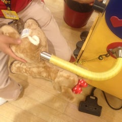 Photo taken at Build-A-Bear Workshop by LadyNice P. on 12/12/2012
