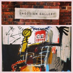Photo taken at Gagosian Gallery by Patrick on 3/30/2013