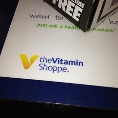 Photo taken at The Vitamin Shoppe by Mark K. on 12/22/2012