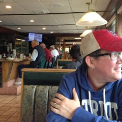 Photo taken at Eagle Diner by Tracy M. on 5/18/2013