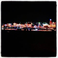 Photo taken at Koziar's Christmas Village by Molly on 12/13/2012