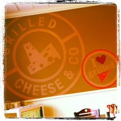 Photo taken at Grilled Cheese & Co by Molly on 11/3/2012