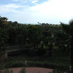 Photo taken at Hammock Beach Resort by Angela N. on 3/18/2013