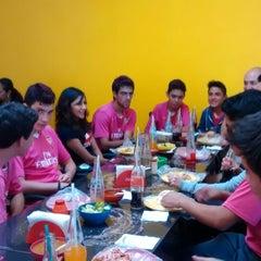 Photo taken at Tacos Don Peter by bubulubu C. on 8/9/2014