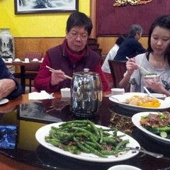 Photo taken at All Happy Family Restaurant by Kelvin C. on 11/22/2012