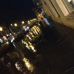 Photo taken at Calle Mayor by Blanca on 12/24/2013