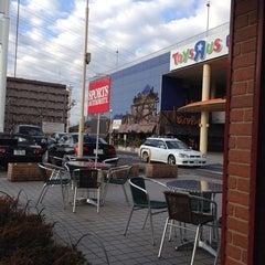 Photo taken at スポーツオーソリティ 松戸店 by Shinichiro T. on 1/4/2014