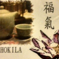 Photo taken at Hokila Restaurante Chinês by Gustavo C. on 5/4/2013