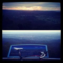 Photo taken at Mt Lofty Summit by Mikael L. on 7/24/2013