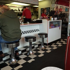 Photo taken at Park Diner by Tucker T. on 4/19/2014