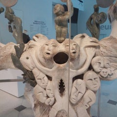 Photo taken at Museum of Inuit Art by Jeff M. on 7/15/2014