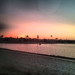 Photo taken at Mission Bay by Joie K. on 6/29/2013
