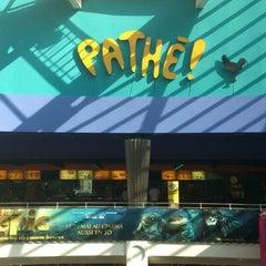Photo taken at Pathé Balexert by Aleksandr P. on 5/4/2013