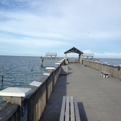 Photo taken at Clearwater Beach Pier by Sharon W. on 10/19/2012