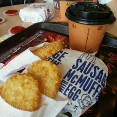 Photo taken at McDonald's & McCafé by Kenny K. on 5/5/2013