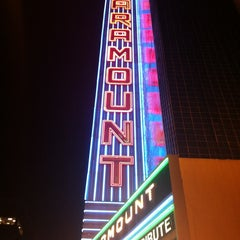 Photo taken at Paramount Theatre by David W. on 1/19/2013