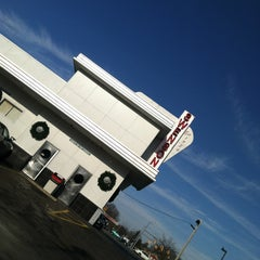 Photo taken at Swensons Drive-In by Jeremy B. on 12/23/2012