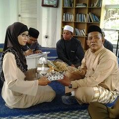 Photo taken at Pejabat Agama Islam Daerah Hulu Langat by Eizza b. on 10/20/2012