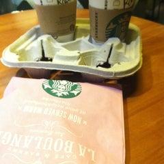 Photo taken at Starbucks by Robert L. on 1/15/2014