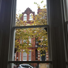 Photo taken at YHA Earl's Court by Sara B. on 11/10/2012