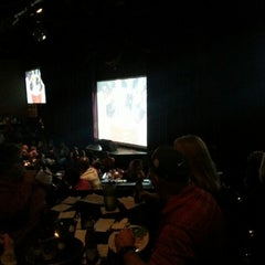 Photo taken at Comedy Club Stardome by Tessa on 1/27/2013