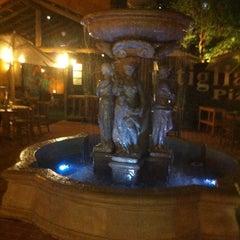 Photo taken at Pitigliano Pizzaria by Danilo on 10/5/2012