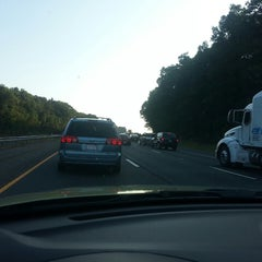 Photo taken at I-84 -- Willington by Yvo on 7/12/2014