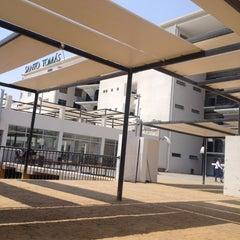 Photo taken at Universidad Santo Tomas by Felipe I. V. on 11/8/2012