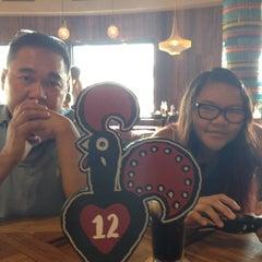 Photo taken at Nando's by Jane on 1/19/2014
