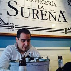 Photo taken at La Sureña by Juan D. on 2/18/2014
