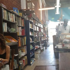 Photo taken at Stories Books & Cafe by Sab I. on 8/26/2013